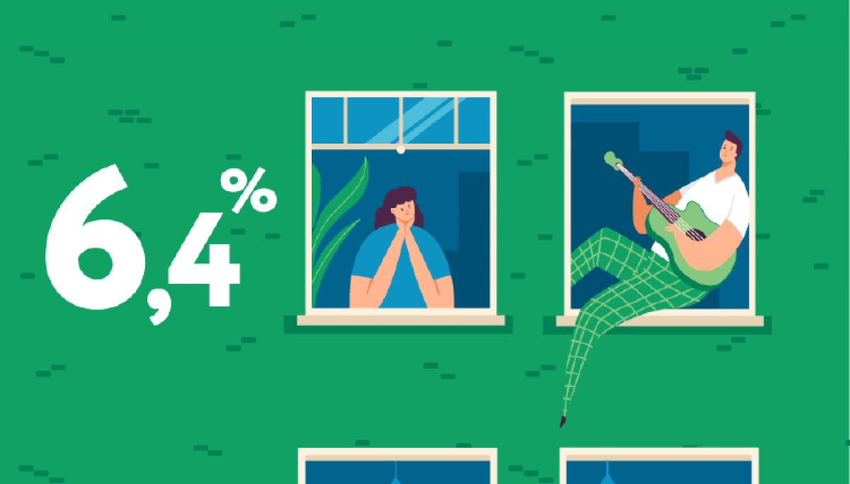 Сбербанк начал прием заявок на ипотеку с господдержкой по льготной ставке 6,4%