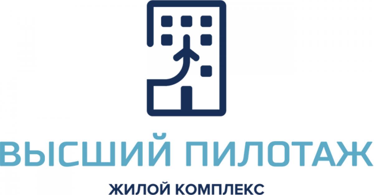 Логотип ЖК Высший Пилотаж в Гатчине от застройщика ООО Лидер